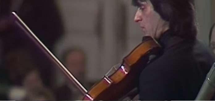 Yuri Bashmt Viola Harold in Italy Cover