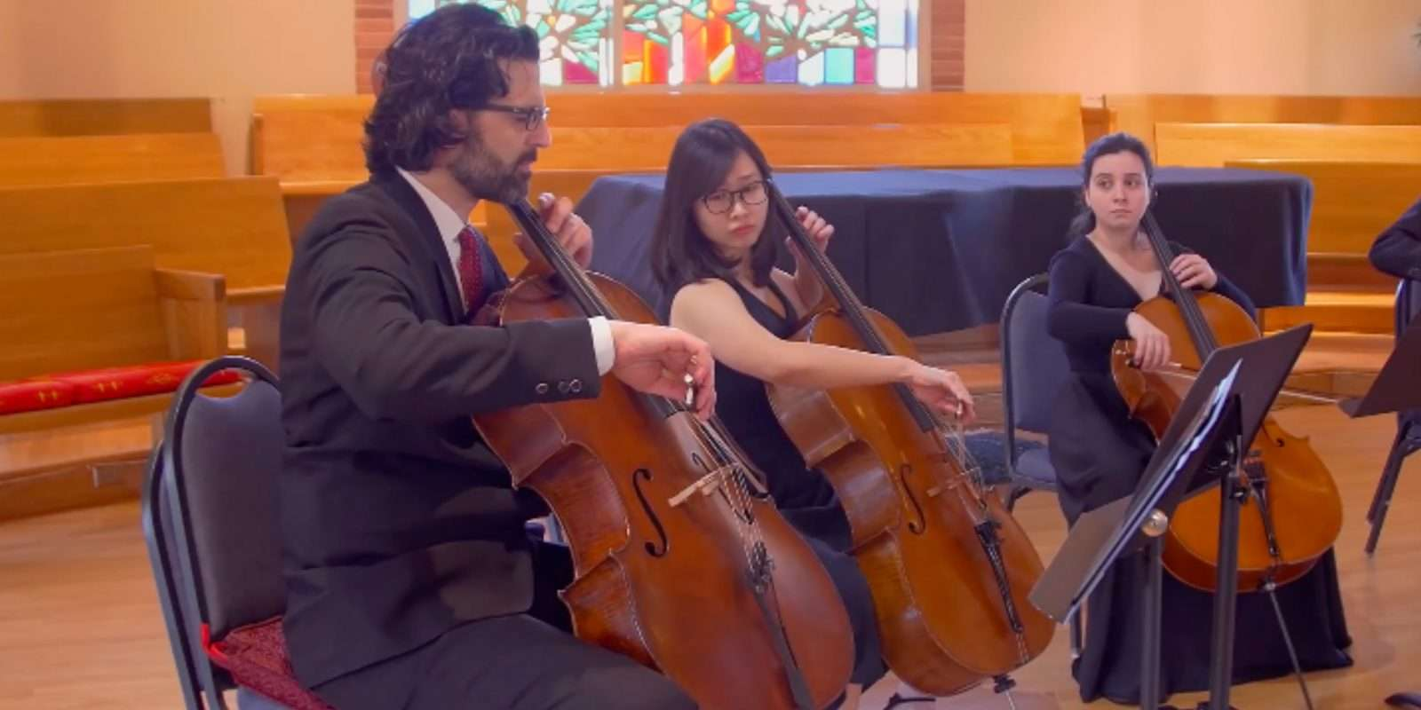 NEW TO YOUTUBE | Peabody Institute Cello Gang – Queen's 'Bohemian Rhapsody' [2019]