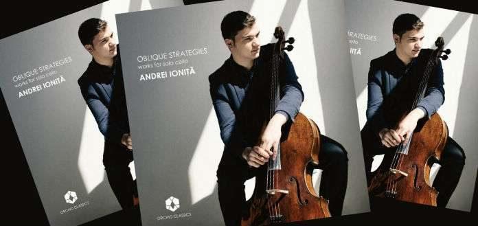OUT NOW | Cellist Andrei Ioniță's New CD: 'Oblique