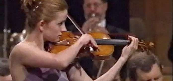 Baiba Skride Queen Elisabeth International Violin Competition Cover