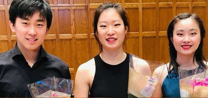 Hudson Valley Philharmonic String Competition Winners 2019 Cover