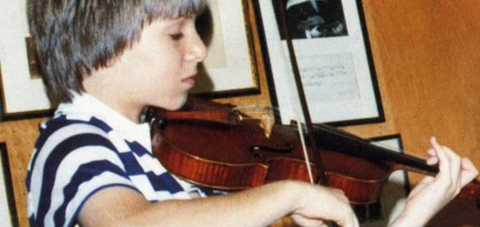 Joshua Bell Guagagnini Violin Cover