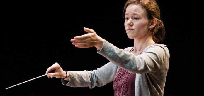 Katharina Wincor Dallas Symphony Conductor Cover
