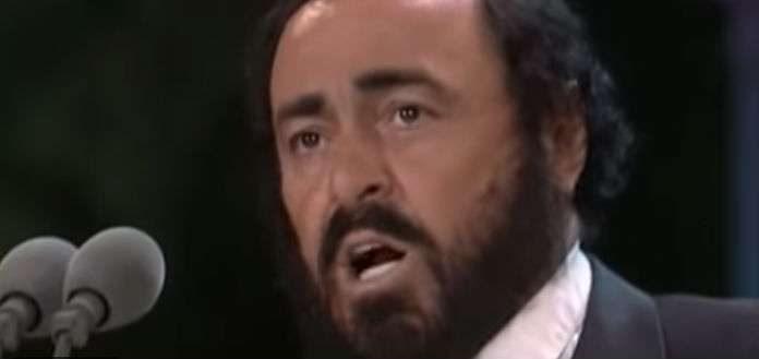 Luciana Pavarotti Puccini Turandot NEssun Dorma Cover