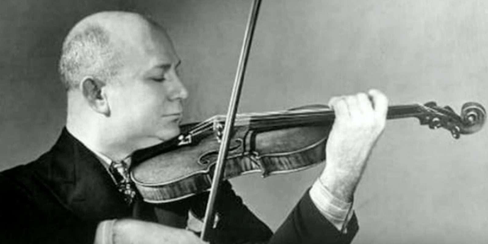 NEW TO YOUTUBE | Violinist Mischa Elman – Mendelssohn Violin Concerto [1948 ARCHIVAL]