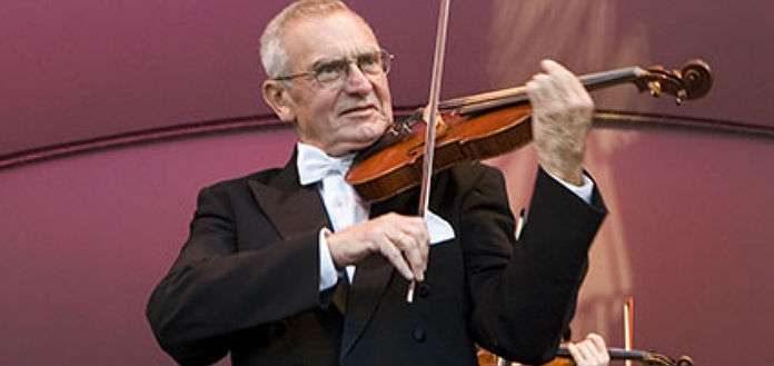 Pavel Farkas Violinist Cover