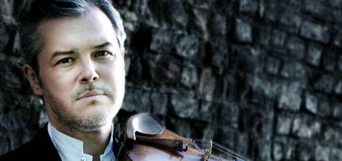 Vadim Repin Violinist Cover