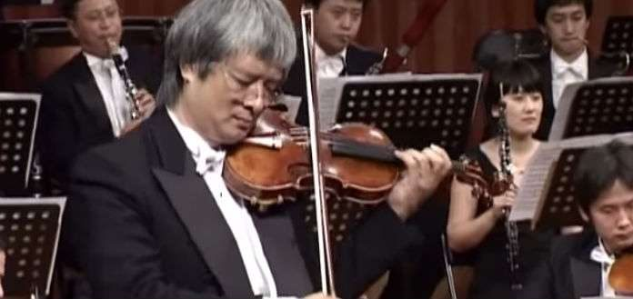 Xi Yang Violinist Died Obituary Cover