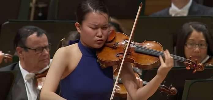 Ayana Tsuji Montreal Competition Final