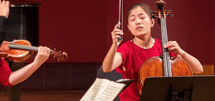 Fishoff International Chamber Music Competition Cover