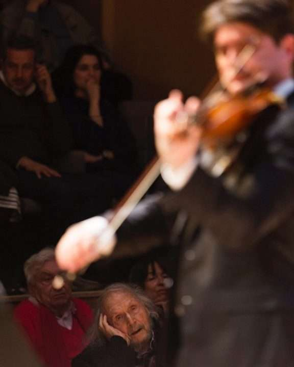 Ivry Gitlis Prize _ Fedor Rudin Performing