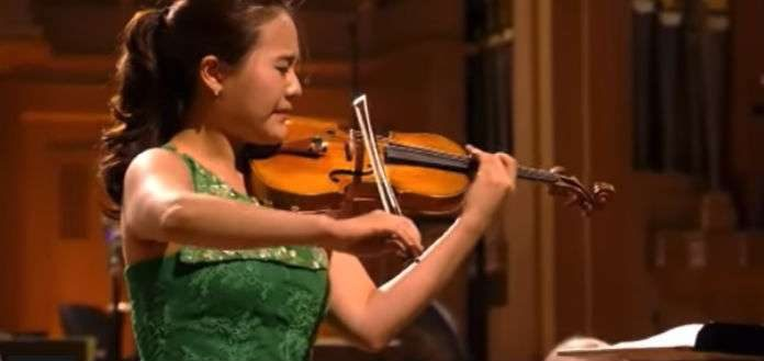 Ji Young Lim Queen Elisabeth Violin Competition Cover