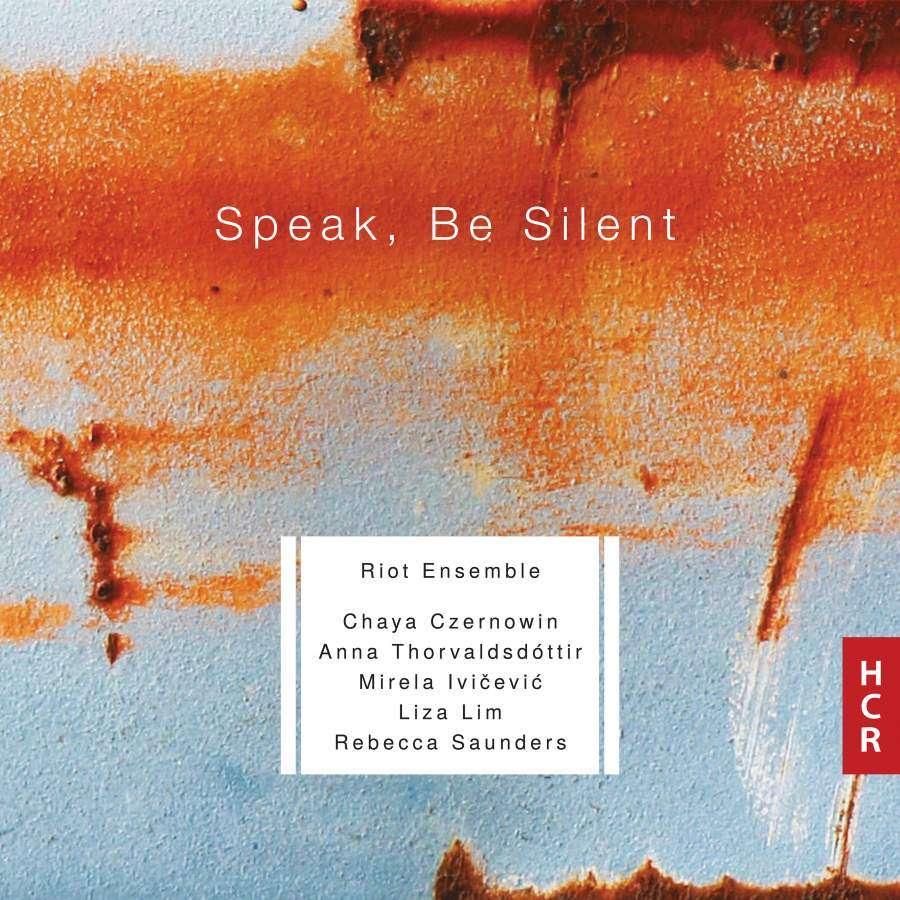 OUT NOW | Violinist Sarah Saviet's New CD: 'Speak, Be Silent' [LISTEN]