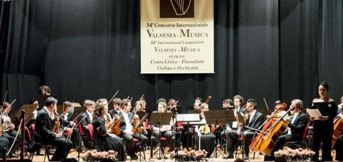 Valsesia International Violin Competition Cover