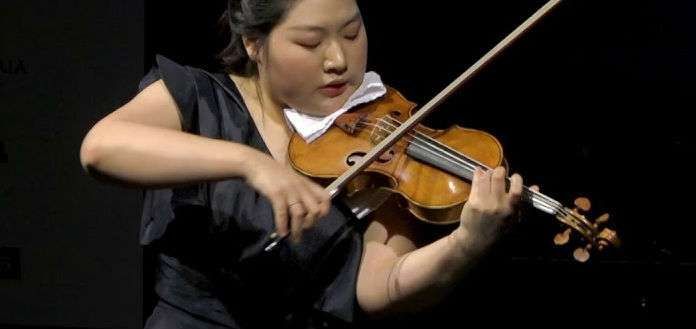 Do Gyung Anna Im Michael Hill International Violin Competition Cover