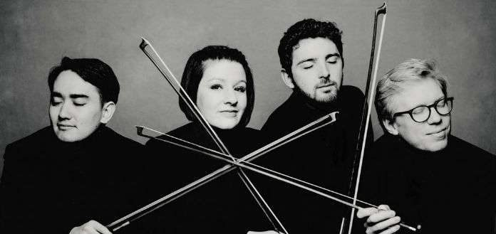 Marmen Quartet Bordeaux International String Quartet Competition Cover