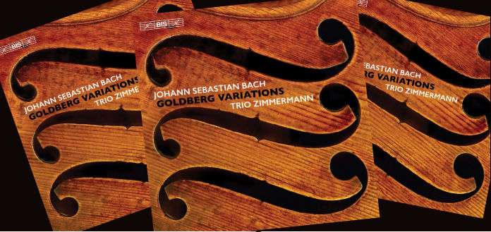 OUT NOW | Trio Zimmermann's New CD: 'Bach: Goldberg