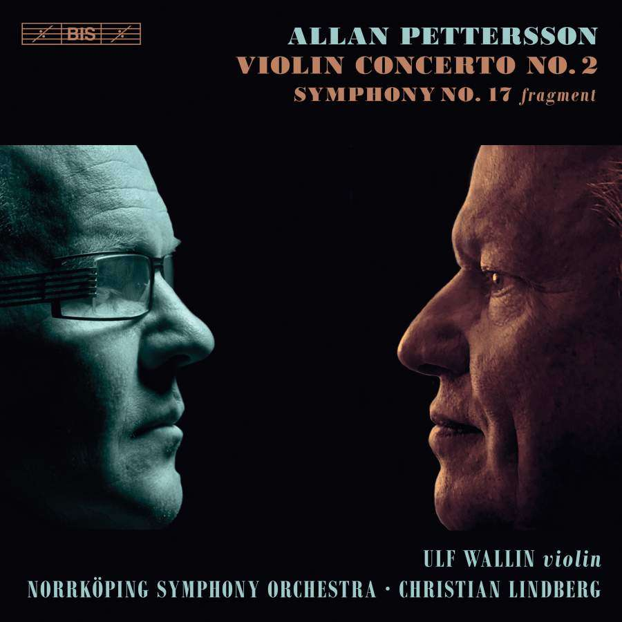 OUT NOW | Violinist Ulf Wallin's New CD: 'Allan Pettersson Violin Concerto No. 2' [LISTEN]