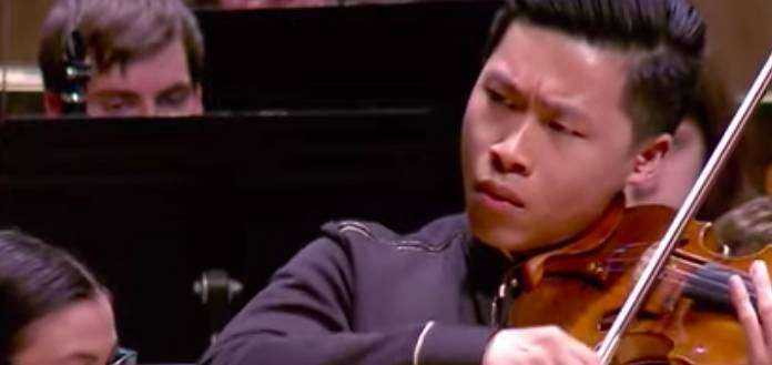 NEW TO YOUTUBE | VC Young Artist Kerson Leong – Tchaikovsky Violin