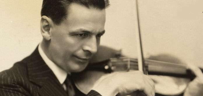 Albert Spalding Violinist Cover