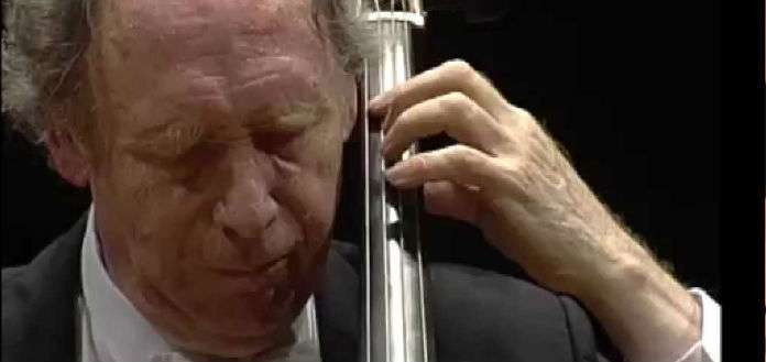 Anner Bylsma Cellist Died Death Obituary Cover