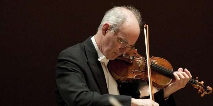 BSO Concertmaster