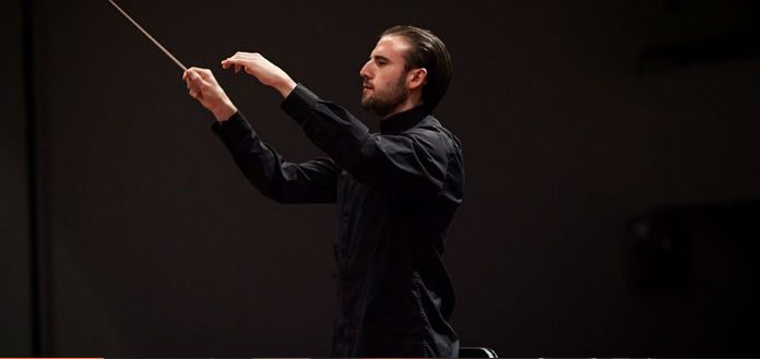 Francois Lopez-Ferrer Conductor Cover