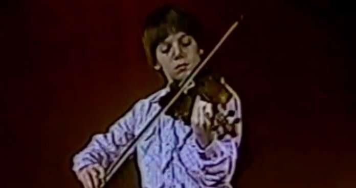 Joshua Bell - Throwback Thursday