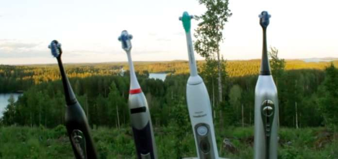 Toothbrush Finlandia