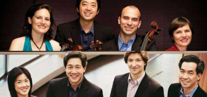 Ying and Jupiter String Quartets