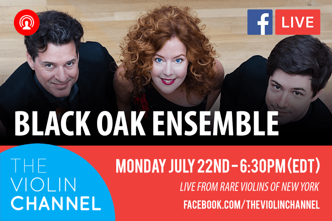 Black Oak Ensemble - FB Live
