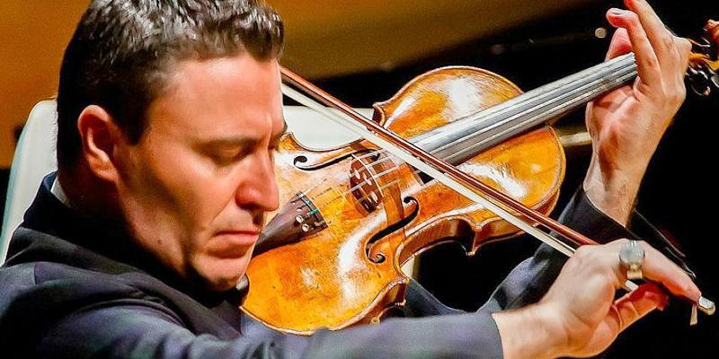 Violinist Maxim Vengerov to Join Salzburg Mozarteum Teaching Faculty