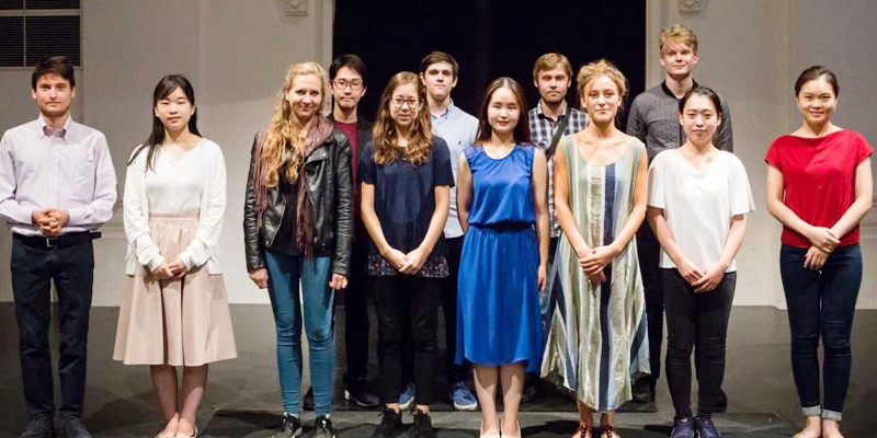 Semi-Finalists Announced at Switzerland's Tibor Varga Violin Competition