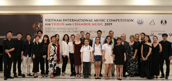 Prizes Awarded at Inaugural Vietnam International Chamber Music Competition