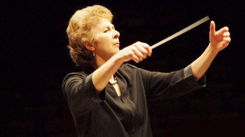 Chicago's Music of the Baroque Extends Music Director Jane Glover to 2023