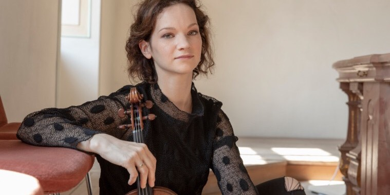 Hilary Hahn to Take 1 Year Sabbatical From Performing – Effective Immediately