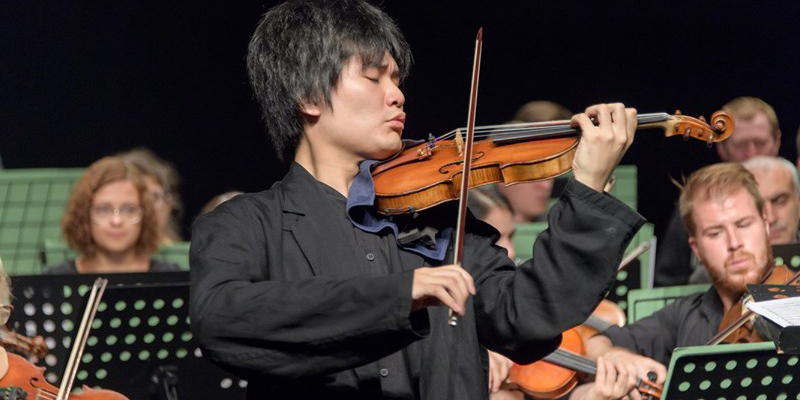 No 1st Prize Awarded at Italy's Lipizer International Violin Competition