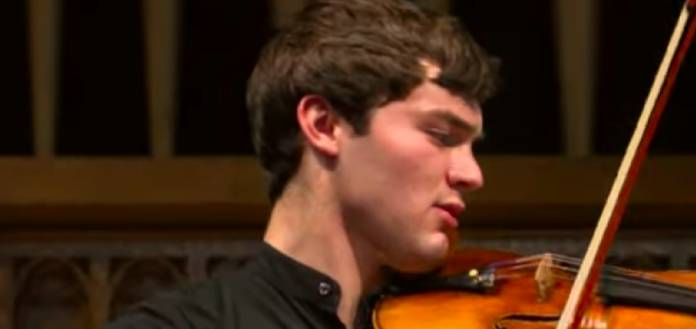 NEW TO YOUTUBE | VC Young Artist Nathan Meltzer – Franck