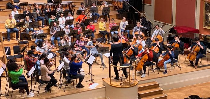 copenhagen phil rehearsal