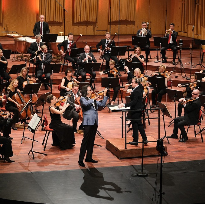 LIVE FROM STOCKHOLM - WITH LEONIDAS KAVAKOS, DANIEL HARDING & THE SWEDISH RADIO SYMPHONY