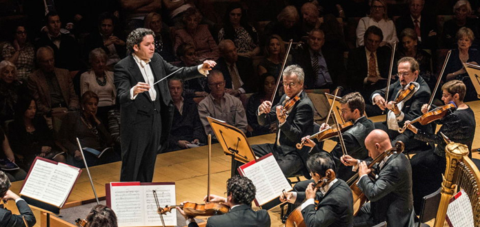 Los Angeles Philharmonic Announces Cancellations