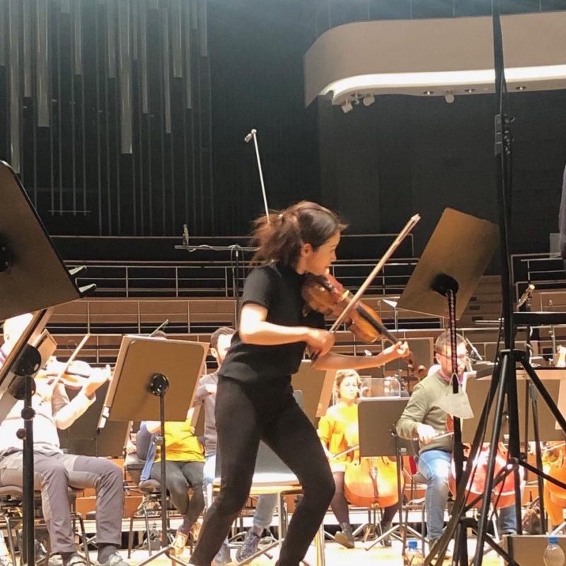Bomsori recording