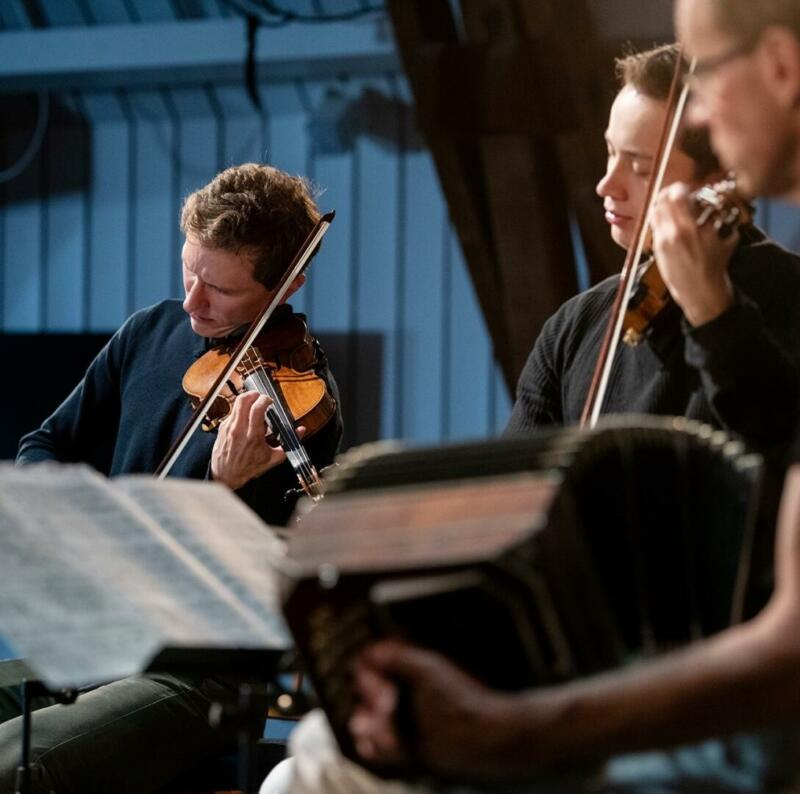 LIVE FROM ROSENDAL, NORWAY - WITH VC YOUNG ARTIST JOHAN DALENE AND FRIENDS